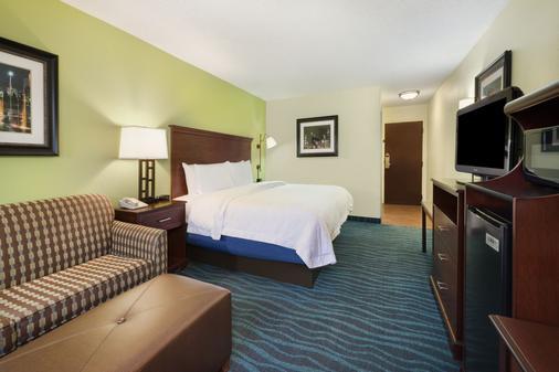 希尔顿欢朋酒店-亚特兰大周界中心 - 亚特兰大 - 睡房