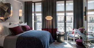 巴黎诺林斯基酒店 - 巴黎 - 睡房