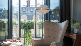 巴黎诺林斯基酒店 - 巴黎 - 客厅