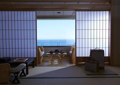 若松温泉旅馆 - 函馆 - 睡房