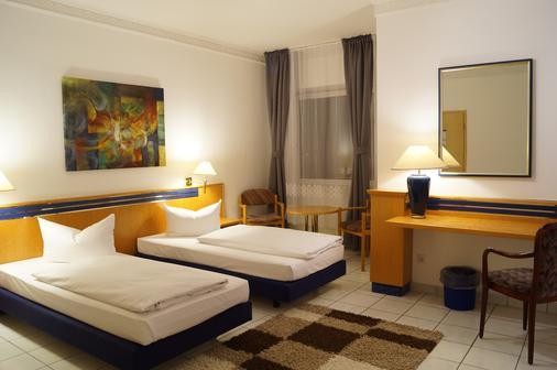 拉什霍夫酒店 - 汉堡 - 客厅