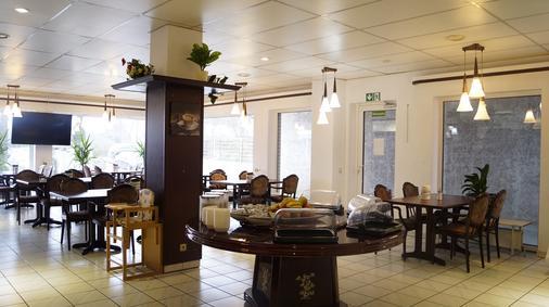 拉什霍夫酒店 - 汉堡 - 餐馆