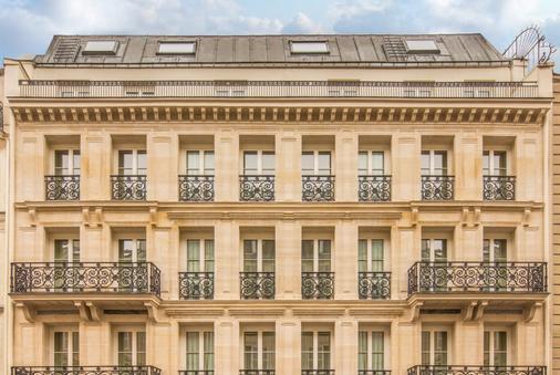 巴黎灿烂皇家酒店 - 巴黎 - 建筑
