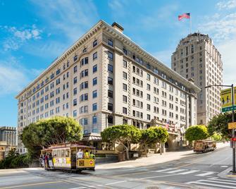 旧金山斯坦福庭院酒店 - 旧金山 - 建筑