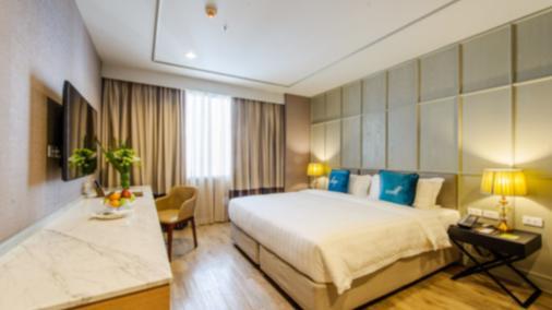 曼谷素坤逸维尔酒店 - 曼谷 - 睡房