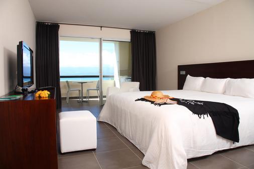 红木公寓spa酒店 - Le Gosier - 睡房