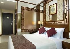 兰桂坊酒店 - 香港 - 睡房