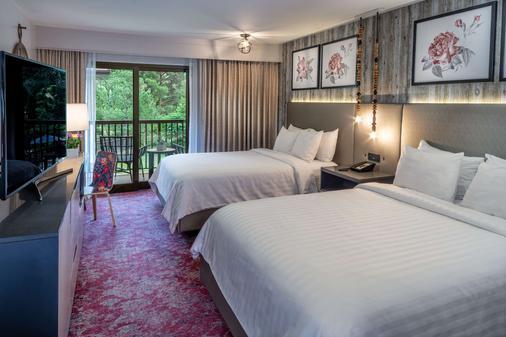 锡安国家公园克里夫罗斯花园旅馆 - 斯普林代尔 - 睡房