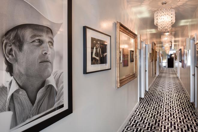 比弗利山庄新月酒店 - 比佛利山庄 - 门厅