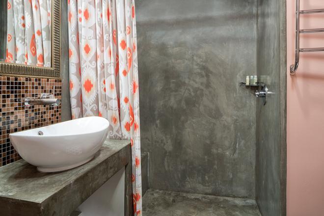 比弗利山庄新月酒店 - 比佛利山庄 - 浴室
