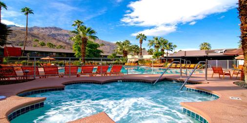 卡琳特热带酒店 - 棕榈泉 - 游泳池