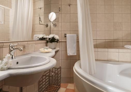 雅典斯坦利酒店 - 雅典 - 浴室