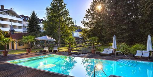 帕克酒店 - 圣彼得奥尔丁 - 游泳池