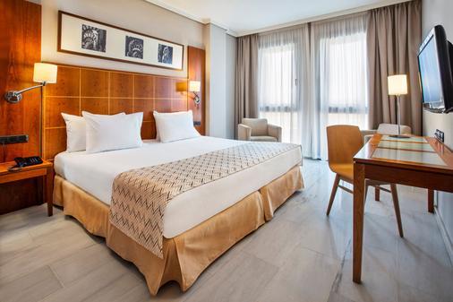 科尔多瓦埃克斯赛达迪酒店 - 科尔多瓦 - 睡房