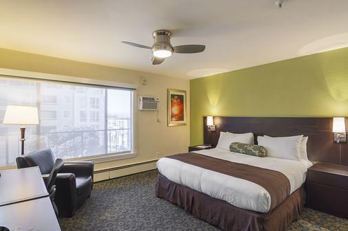 达芬奇别墅酒店 - 旧金山 - 睡房