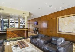 达芬奇别墅酒店 - 旧金山 - 大厅