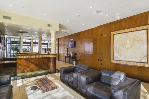 达芬奇别墅酒店 - 旧金山 - 柜台