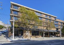 达芬奇别墅酒店 - 旧金山 - 建筑