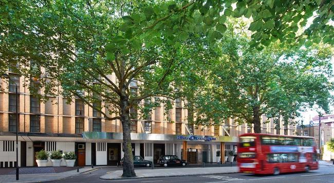 希尔顿伦敦肯辛顿酒店 - 伦敦 - 建筑