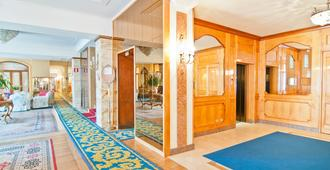 德隆德雷斯格兰德酒店 - 圣雷莫 - 休息厅