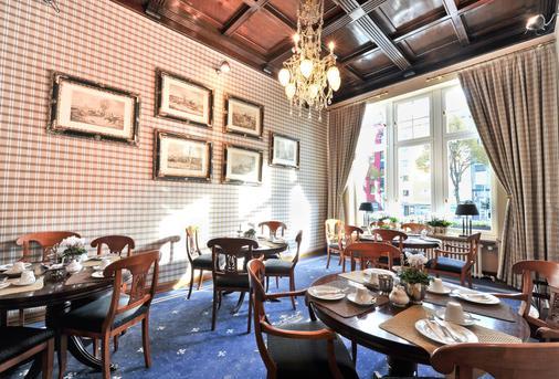 杜塞尔多夫温莎酒店 - 杜塞尔多夫 - 食物