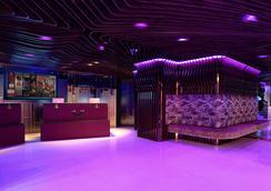 香港灣仔維景酒店 - 香港 - 大厅