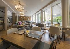 希尔顿花园布里斯托尔市中心旅馆 - 布里斯托 - 休息厅