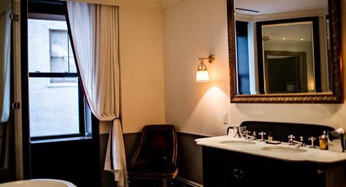 诺玛德酒店 - 纽约 - 浴室