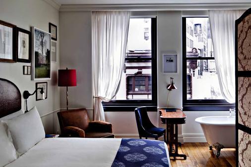 诺玛德酒店 - 纽约 - 睡房
