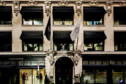 诺玛德酒店 - 纽约 - 建筑