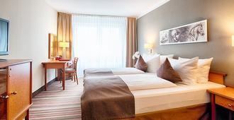 汉堡机场莱昂纳多酒店 - 汉堡 - 睡房