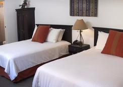 老城酒店 - 危地马拉 - 睡房