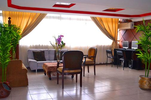 马雷贡酒店 - 瓜亚基尔 - 商务中心