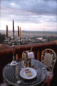 洛坎佳精品酒店 - 塔那那利佛 - 阳台