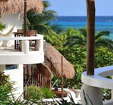 棕榈滩海滩公寓式酒店