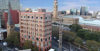 醒来!中央悉尼旅馆 - 悉尼 - 建筑