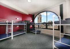 醒来!中央悉尼旅馆 - 悉尼 - 睡房