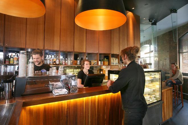 醒来!中央悉尼旅馆 - 悉尼 - 食物