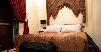 Dar Tahri住宿加早餐旅馆 - 非斯 - 睡房