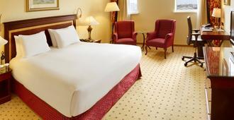 安特卫普老城希尔顿酒店 - 安特卫普 - 睡房