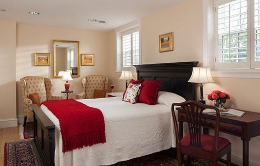 使馆区宾馆 - 华盛顿 - 睡房
