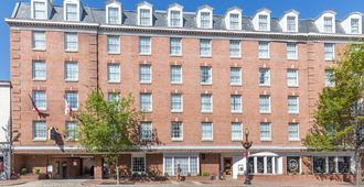 华盛顿特区乔治城酒店 - 华盛顿 - 建筑