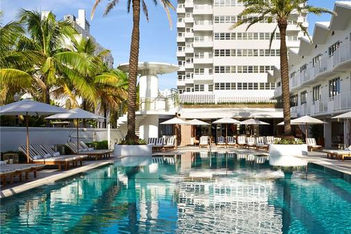 谢尔本别墅 - 迈阿密海滩 - 建筑