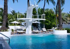 谢尔本别墅 - 迈阿密海滩 - 游泳池