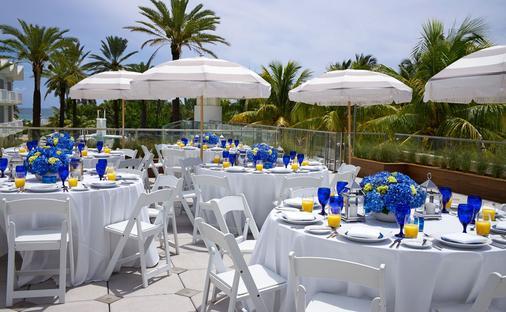 谢尔本别墅 - 迈阿密海滩 - 宴会厅