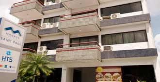 圣保罗酒店 - 马瑙斯 - 建筑
