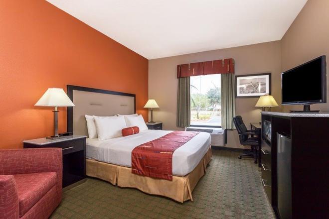 莱克兰戴斯套房酒店 - 莱克兰 - 睡房
