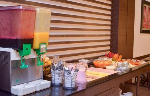 艾克欧斯高级酒店 - 阿雷格里港 - 自助餐