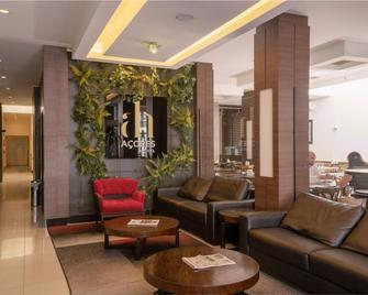 艾克欧斯高级酒店 - 阿雷格里港 - 大厅
