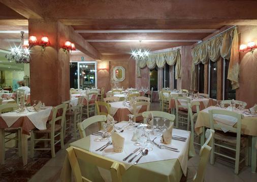 俄耳甫斯度假酒店(仅限成人) - 耶奥伊乌波利斯 - 餐馆